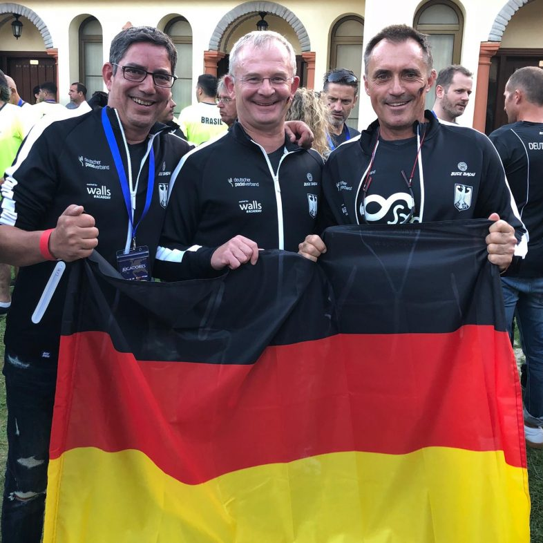 Padel Weltmeisterschaften der Senioren 2018 Unsere KETV Helden