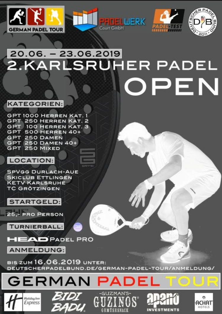 2. Karlsruher Padel Open